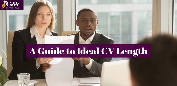 How Long Should a CV Be
